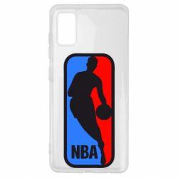 Чохол для Samsung A41 NBA