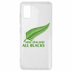 Чохол для Samsung A41 new zealand all blacks