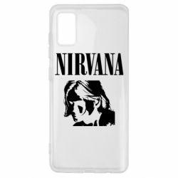 Чохол для Samsung A41 Nirvana