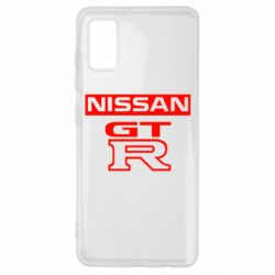 Чохол для Samsung A41 Nissan GT-R
