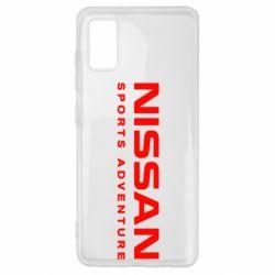 Чохол для Samsung A41 Nissan Sport Adventure