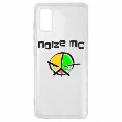 Чохол для Samsung A41 Noize MC Logo