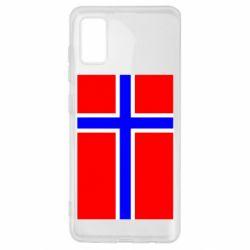 Чохол для Samsung A41 Норвегія