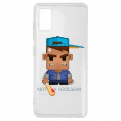 Чохол для Samsung A41 Not a hooligan
