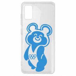 Чохол для Samsung A41 Олімпійський Ведмедик