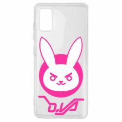 Чехол для Samsung A41 Overwatch dva rabbit