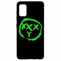 Чехол для Samsung A41 Oxxxy