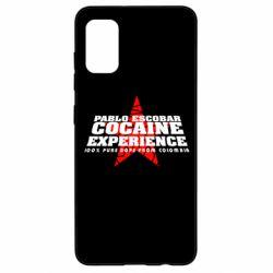 Чехол для Samsung A41 Pablo Escobar