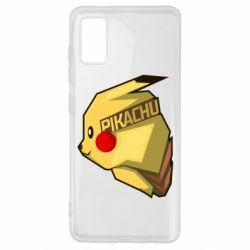 Чохол для Samsung A41 Pikachu