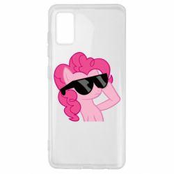 Чехол для Samsung A41 Pinkie Pie Cool