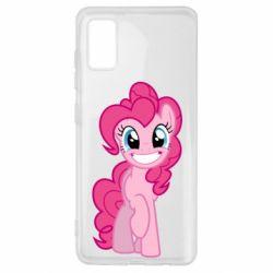 Чехол для Samsung A41 Pinkie Pie smile
