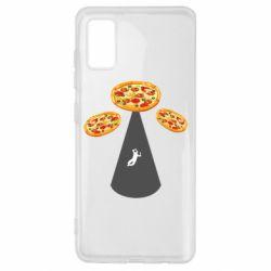Чохол для Samsung A41 Pizza UFO