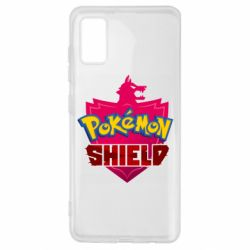 Чохол для Samsung A41 Pokemon shield