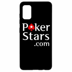 Чехол для Samsung A41 Poker Stars