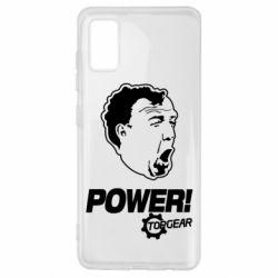 Чохол для Samsung A41 Power
