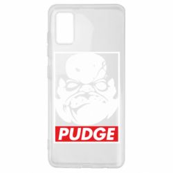 Чехол для Samsung A41 Pudge Obey