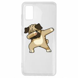 Чохол для Samsung A41 Pug Swag