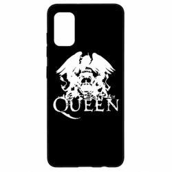 Чехол для Samsung A41 Queen