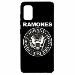 Чохол для Samsung A41 Ramones