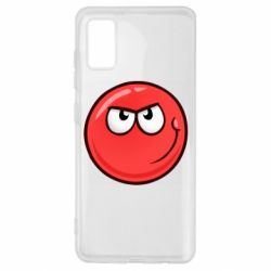 Чохол для Samsung A41 Red Ball game