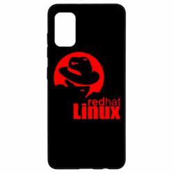 Чохол для Samsung A41 Redhat Linux