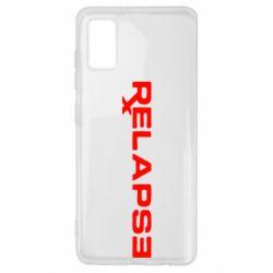 Чохол для Samsung A41 Relapse Eminem