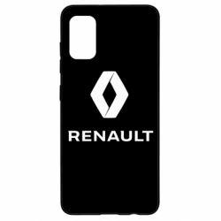 Чохол для Samsung A41 Renault logotip