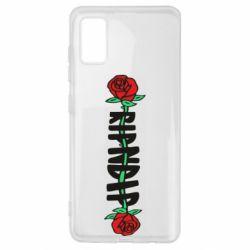 Чехол для Samsung A41 RipnDip rose