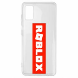Чохол для Samsung A41 Roblox suprem