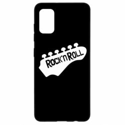Чехол для Samsung A41 Rock n Roll