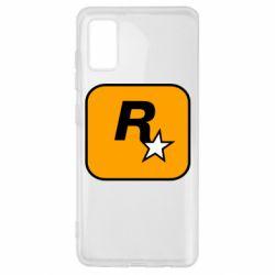 Чохол для Samsung A41 Rockstar Games logo