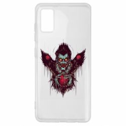 Чехол для Samsung A41 Ryuk the god of death