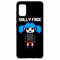 Чохол для Samsung A41 Sally face pixel