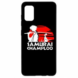 Чохол для Samsung A41 Samurai Champloo