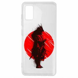 Чохол для Samsung A41 Samurai spray