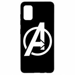 Чохол для Samsung A41 Сaptain Аmerica logo