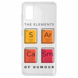 Чохол для Samsung A41 Sarcasm