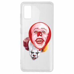 Чохол для Samsung A41 Scary Clown