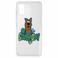 Чехол для Samsung A41 Scooby Doo!