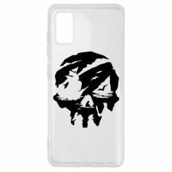 Чохол для Samsung A41 Sea of Thieves skull