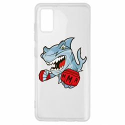 Чохол для Samsung A41 Shark MMA