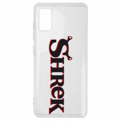 Чехол для Samsung A41 Shrek