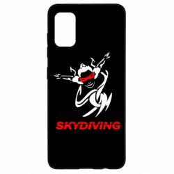 Чохол для Samsung A41 Skidiving