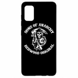 Чехол для Samsung A41 Sons of Anarchy