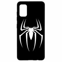 Чехол для Samsung A41 Spider Man Logo