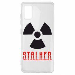 Чехол для Samsung A41 Stalker