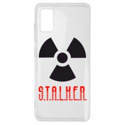 Чохол для Samsung A41 Stalker
