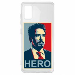 Чохол для Samsung A41 Stark Hero