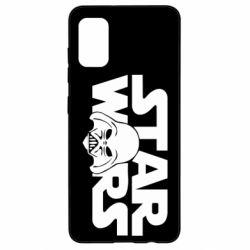 Чохол для Samsung A41 StarWars Logo