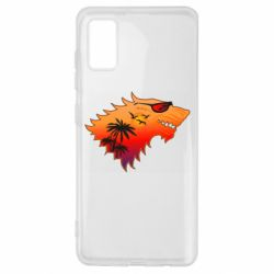 Чехол для Samsung A41 Summer Wolf with glasses Game of Thrones